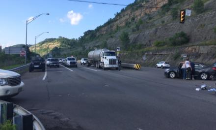Motorcyclist Killed on Route 2 Near Market Street Bridge