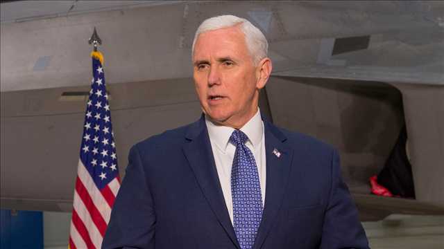 Vice President Mike Pence to Visit Ohio Valley