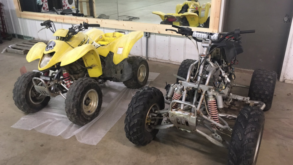 Multiple Suspects Indicted in Jefferson Co. ATV Theft Ring
