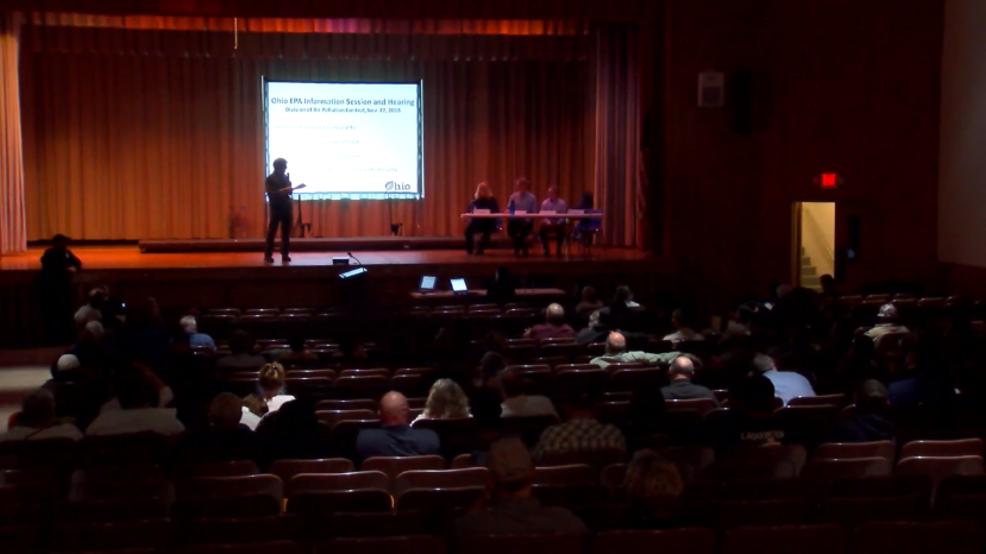 Ohio EPA Holds Public Hearing on Proposed Cracker Plant