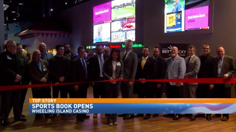 Sport Book Opens at Wheeling Island Hotel-Casino-Racetrack