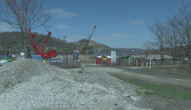 Progress Continues on Wellsburg Bridge