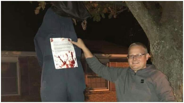 Weirton PD Says Halloween Display is not Racist