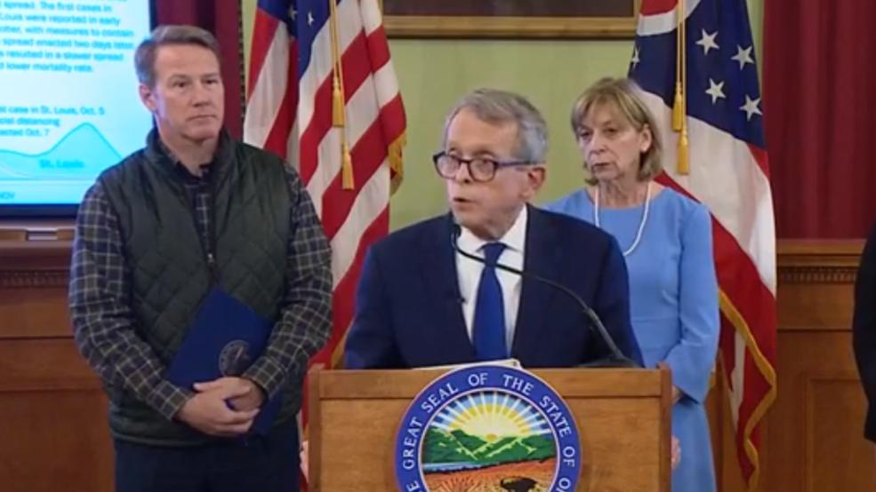 Gov. Mike DeWine Orders the Closure of All Ohio Bars, Restaurants