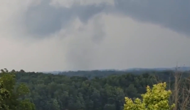 Two tornados touchdown in Ohio Valley