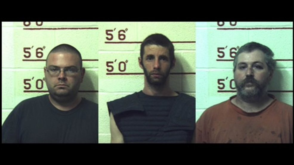 3 Men Charged for Sexually Abusing Animals in PA