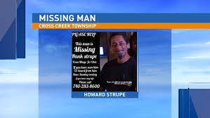Cross Creek Township Asks for Help in Finding Missing Man