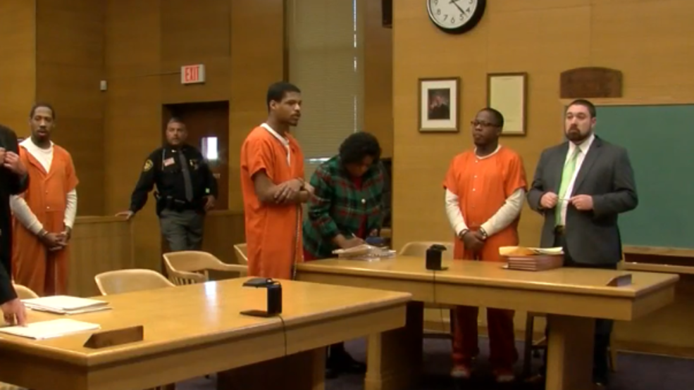 Three Defendants Appear in Jefferson Co. Court for Pre-trial Hearing