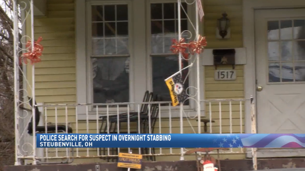Man Stabbed in Steubenville, Suspect On the Run