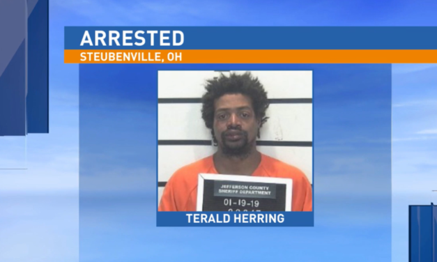 Steubenville Man Facing Arrest Tries to Jump Out of Ambulance