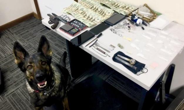 Two Arrested After Largest Methamphetamine Seizure in Barnesville Ever Seen