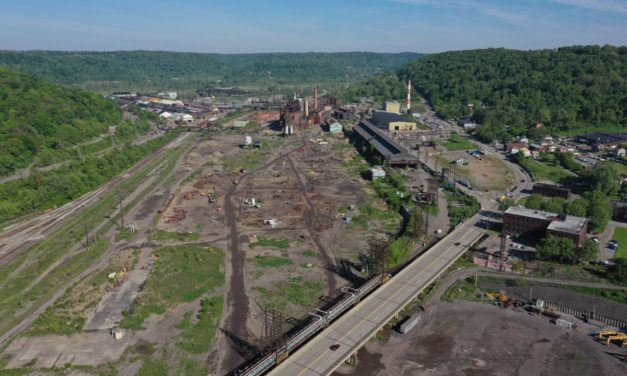 Frontier Group of Companies Bringing New Industry to Former BOP Space in Weirton