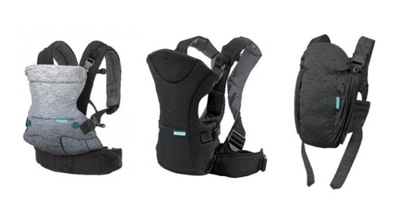 14,000 Infant, Toddler Carriers Sold Nationwide Recalled Because Babies Could Fall Out