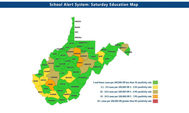 Local County Schools are in the Green Phase